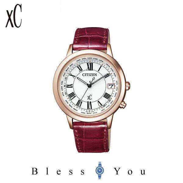 電波 シチズン クロスシー XC ティタニアライン ハッピーフライト レディース 腕時計 CB1104-05A 78,0