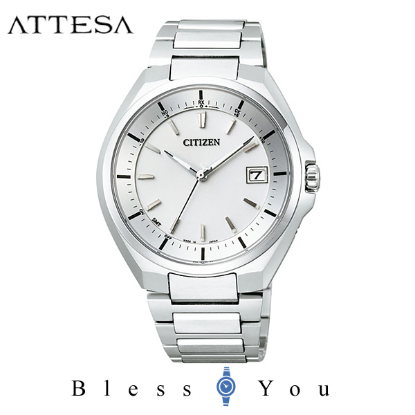 シチズン アテッサ メンズ 腕時計 CB3010-57A エコドライブ電波 新品お取り寄せ 65,0