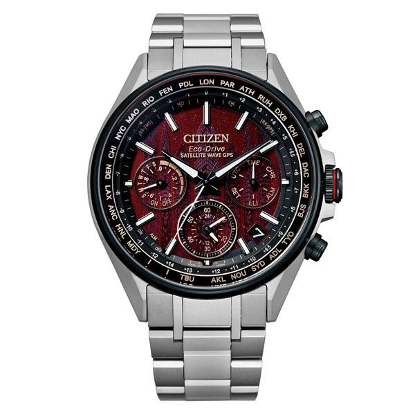 CITIZEN ATTESA シチズン 電波ソーラー 腕時計 JOUNETSU COLLECTION 情熱コレクション メンズ アテッサ CC4005-71Z 220,0