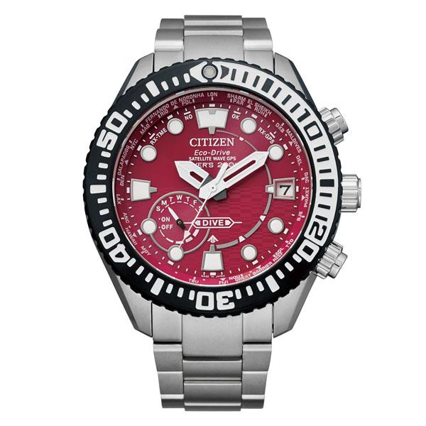 CITIZEN PROMASTER シチズン エコドライブ 電波 腕時計 JOUNETSU COLLECTION 情熱コレクション メンズ プロマスター 2020年9月発売 CC5005-68Z 170.0