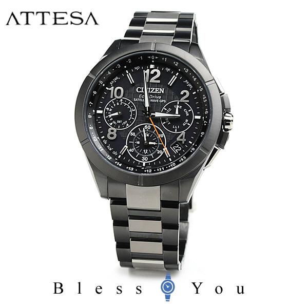 CITIZEN ATTESAシチズン 電波ソーラー 腕時計 メンズ アテッサ CC9075-52E 230,0