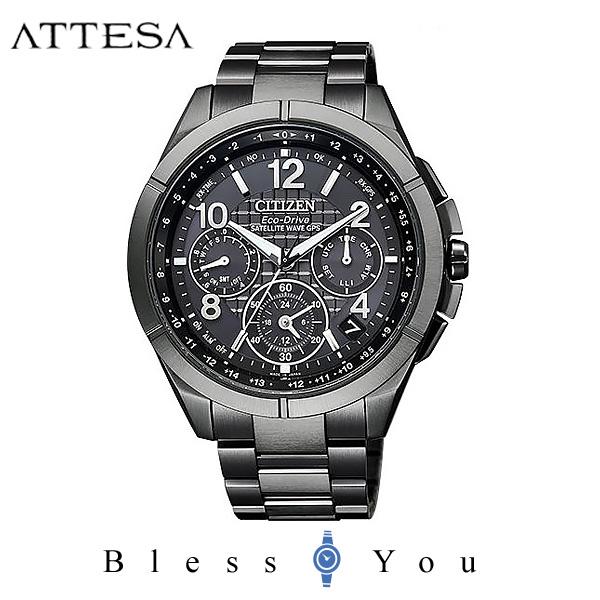 CITIZEN ATTESA シチズン 電波ソーラー 腕時計 メンズ アテッサ CC9075-52F 220,0