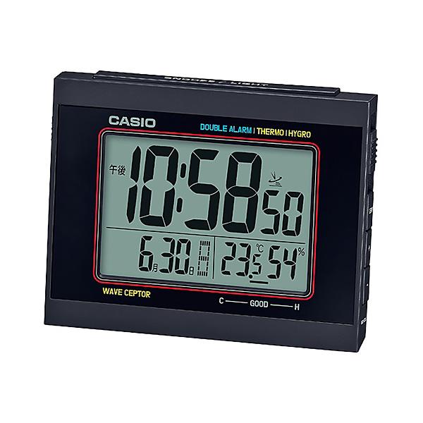 CASIO カシオ 電波 クロック 置き時計 2020年2月新作 DQD-5000J-1JF 4,5