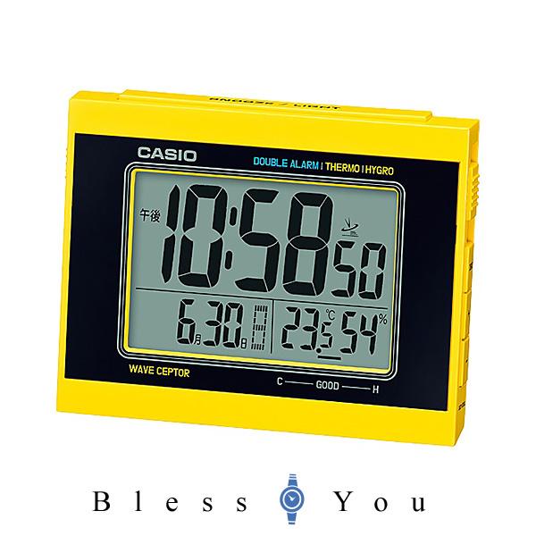 CASIO カシオ 電波 クロック 置き時計 2020年2月新作 DQD-5000J-9JF 4,5