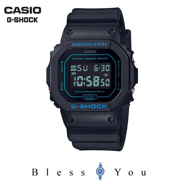 CASIO G-SHOCK カシオ 腕時計 メンズ Gショック 2019年6月新作 DW-5600BBM-1JF 11,5