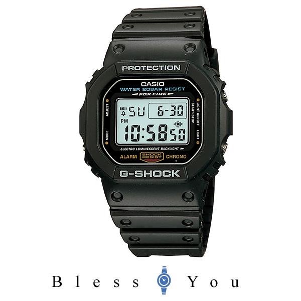 [カシオ]CASIO 腕時計 G-SHOCK ジーショック STANDARD BASIC FIRST TYPE DW-5600E-1 メンズ