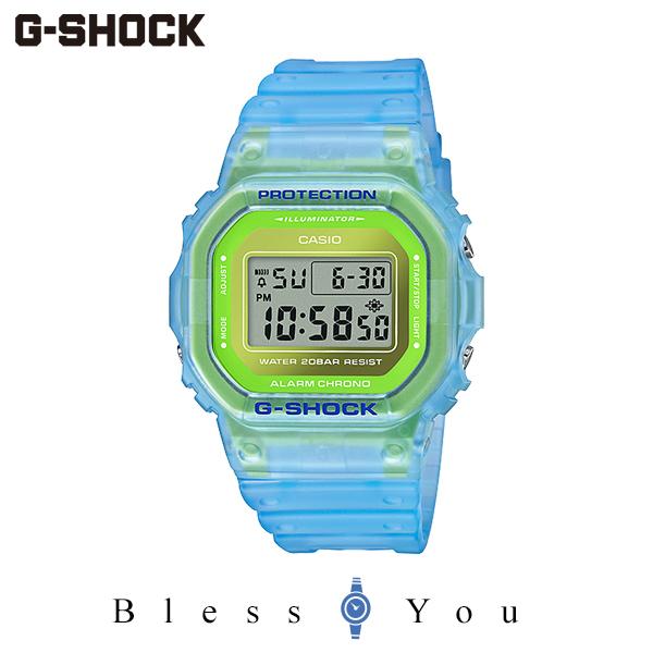 G-SHOCK Gショック 腕時計 メンズ CASIO カシオ 2020年6月 DW-5600LS-2JF 12,5