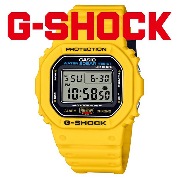 カシオ gショック G-SHOCK 腕時計 メンズ 2021年10月 DW-5600R-9JR 23,0