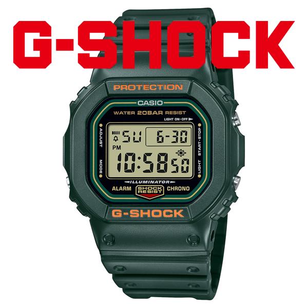 カシオ gショック G-SHOCK 腕時計 メンズ 2021年10月 DW-5600RB-3JF 11,0
