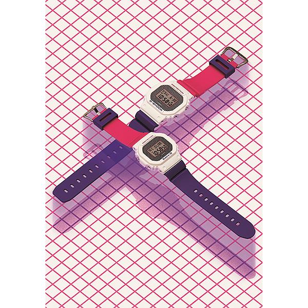 CASIO G-SHOCK カシオ 腕時計 メンズ Gショック 2019年11月新作 Throwback 1990s DW-5600THB-7JF 12,0