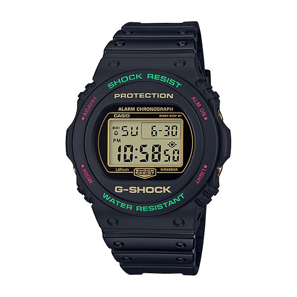 CASIO G-SHOCK カシオ 腕時計 メンズ Gショック 2019年11月新作 Throwback 1990s DW-5700TH-1JF 12,0
