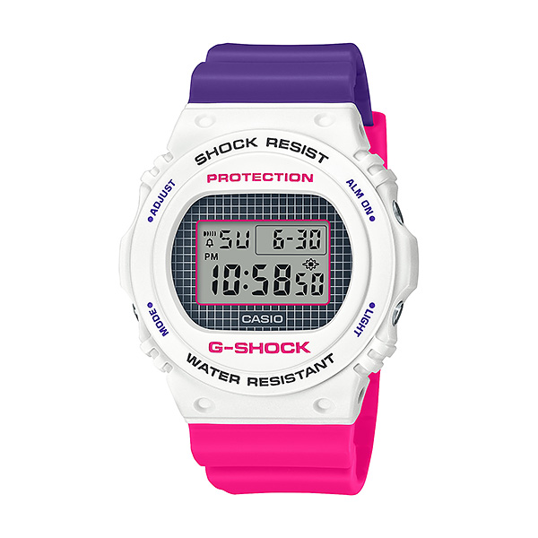 CASIO G-SHOCK カシオ 腕時計 メンズ Gショック 2019年11月新作 Throwback 1990s DW-5700THB-7JF 12,0
