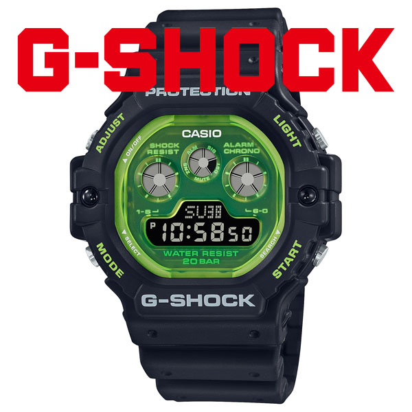 G-SHOCK Gショック 腕時計 メンズ CASIO カシオ 2021年9月 DW-5900TS-1JF 11,0