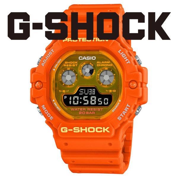G-SHOCK Gショック 腕時計 メンズ CASIO カシオ 2021年9月 DW-5900TS-4JF 11,0