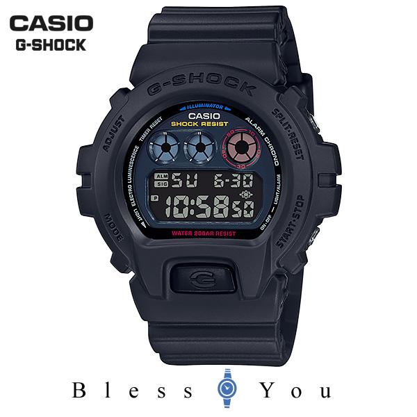 CASIO G-SHOCK カシオ 腕時計 メンズ Gショック 2019年8月新作 DW-6900BMC-1JF 11,0