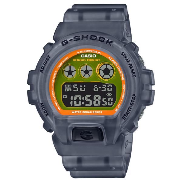 G-SHOCK Gショック 腕時計 メンズ CASIO カシオ 2020年7月新作 DW-6900LS-1JF 12,5