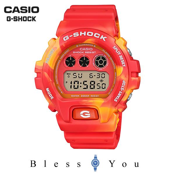 CASIO G-SHOCK カシオ 腕時計 メンズ Gショック 京もみじ 2019年9月新作 DW-6900TAL-4JR 14,0