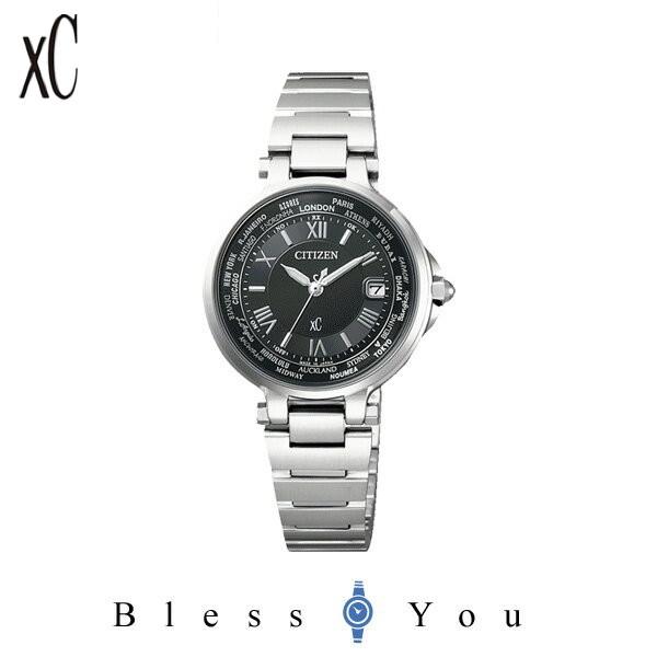 電波 クロスシー XC レディース 腕時計 シチズン EC1010-57F 55,0