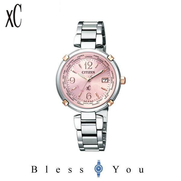 電波 クロスシー XC レディース 腕時計 シチズン EC1044-55W 68,0