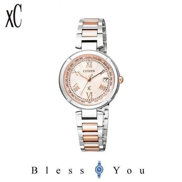電波 クロスシー XC レディース 腕時計 シチズン EC1114-51W  78,0