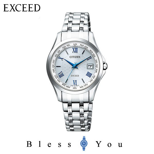 CITIZEN EXCEED シチズン エクシード  レディース 腕時計 EC1120-59B ペアモデル 新品お取り寄せ 120,0