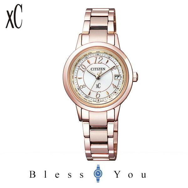 クロスシー xC サクラピンク シチズン ソーラー電波腕時計 レディースウォッチ EC1144-51C エコドライブ 電波時計 78,0