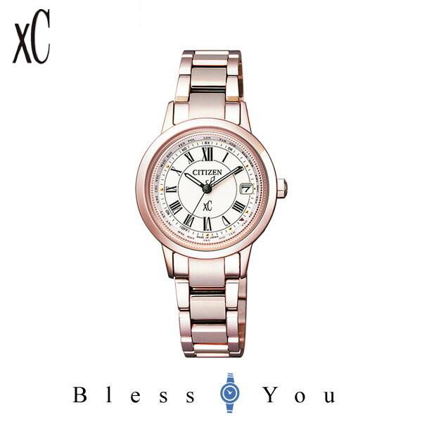 クロスシー XC サクラピンク レディース 腕時計 シチズン EC1144-51W 2016年10月新作 78,0