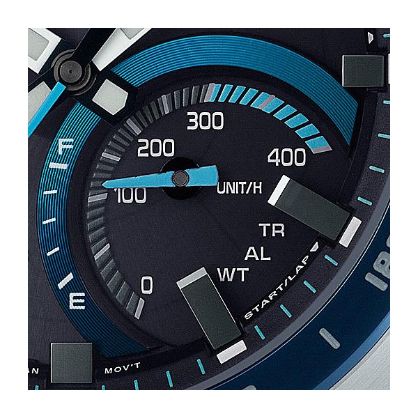 CASIO EDIFICE カシオ ソーラー 腕時計 メンズ エディフィス 2019年3月新作 ECB-900YDB-1BJF 40,0