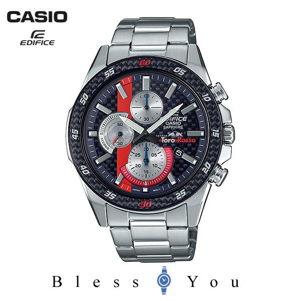 CASIO EDIFICE カシオ 腕時計 メンズ エディフィス スクーデリア・トロ・ロッソ 2019年9月新作 EFR-S567YTR-2AJR 30,0