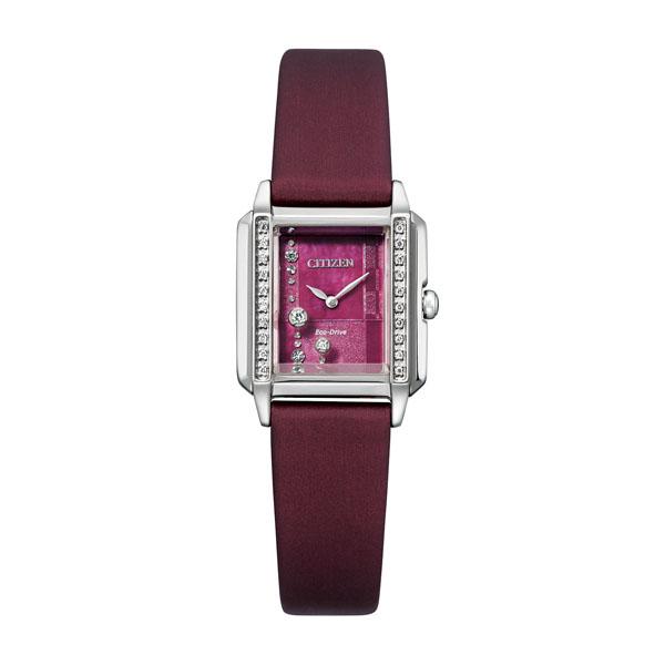 CITIZEN L シチズン エル エコドライブ 腕時計 JOUNETSU COLLECTION 情熱コレクション レディース  2020年9月 EG7061-15W 85,0