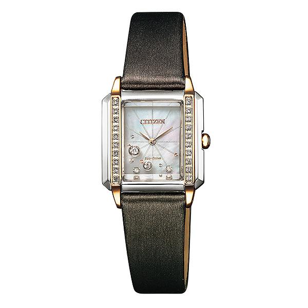 CITIZEN L シチズン エル エコドライブ 腕時計 レディース  2019年9月 EG7068-16D 85,0