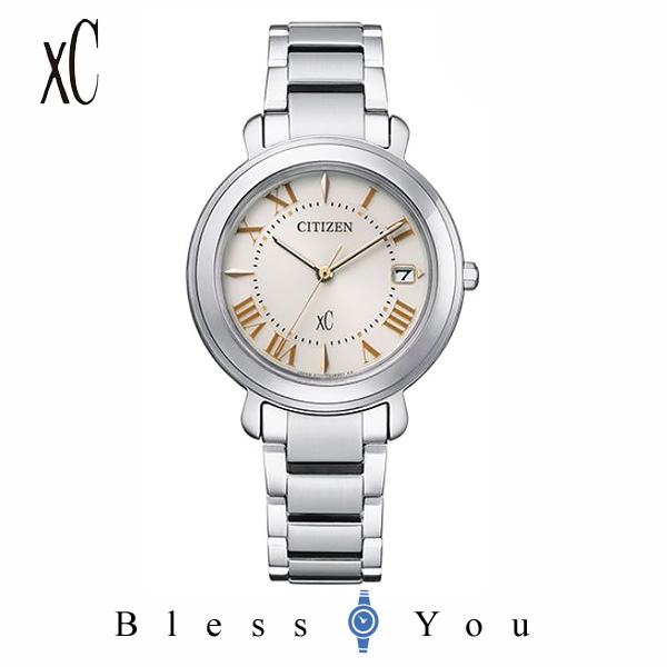 CITIZEN XC シチズン エコドライブ 腕時計 レディース クロスシー hikari コレクション  EO1200-52A 40,0