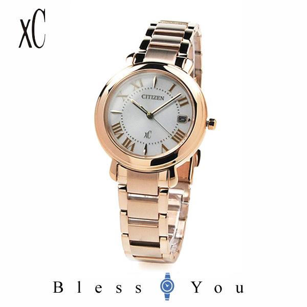 CITIZEN XC シチズン エコドライブ 腕時計 レディース クロスシー hikari コレクション EO1202-57A