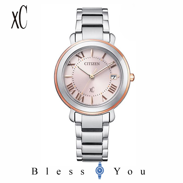 CITIZEN XC シチズン エコドライブ 腕時計 レディース クロスシー hikari コレクション  EO1204-51W 43,0