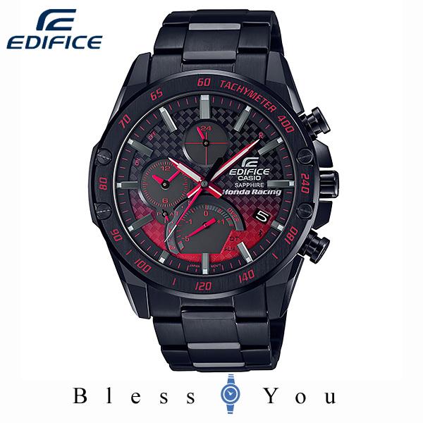 CASIO EDIFICE カシオ ソーラー 腕時計 メンズ エディフィス 2019年10月新作 Honda Racing 限定モデル EQB-1000HR-1AJR 62,0