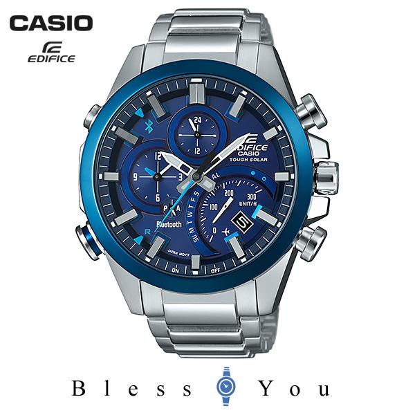 CASIO EDIFICE カシオ ソーラー 腕時計 メンズ エディフィス EQB-501DB-2AJF 43,0