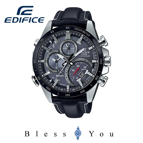 CASIO EDIFICEカシオ ソーラー 腕時計 メンズ エディフィス 2018年3月新作 EQB-501XBL-1AJF 41,0