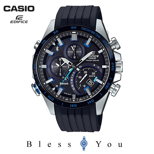 CASIO EDIFICE カシオ ソーラー 腕時計 メンズ エディフィス 2018年9月新作 EQB-501XBR-1AJF 43,0