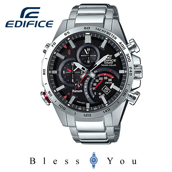 エディフィス CASIO EDIFICE EQB-501XD-1AJF 40,0 スマートフォンリンク機能搭載 TIME TRAVELER(タイムトラベラー)