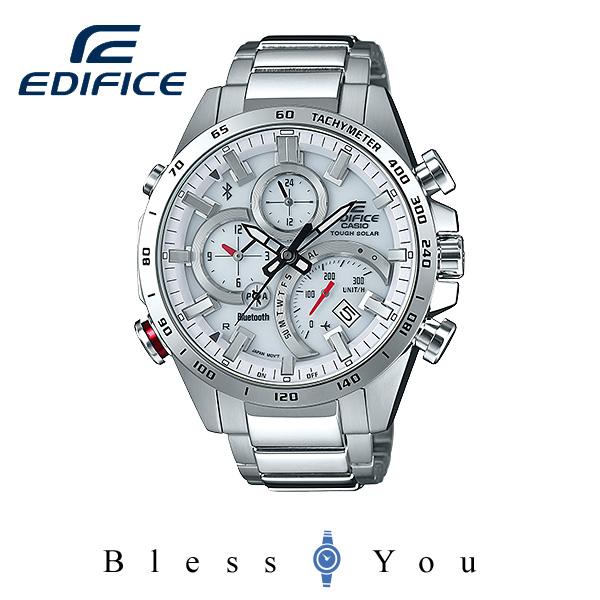 CASIO EDIFICEカシオ ソーラー 腕時計 メンズ エディフィス 2018年3月新作 EQB-501XD-7AJF 40,0