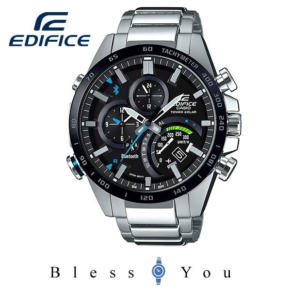 エディフィス CASIO EDIFICE EQB-501XDB-1AJF 43,0 スマートフォンリンク機能搭載 TIME TRAVELER(タイムトラベラー)