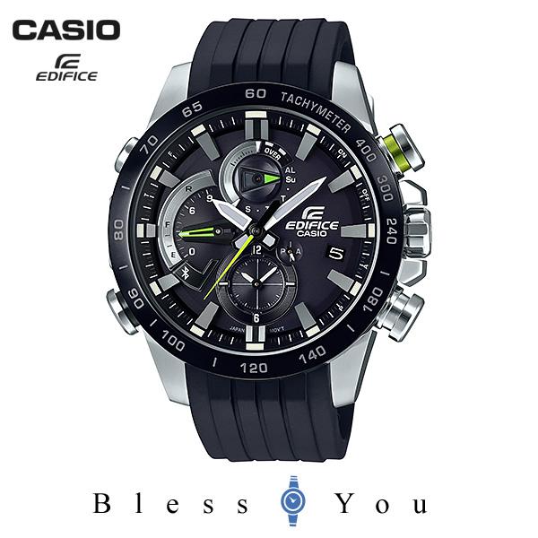 CASIO EDIFICE カシオ ソーラー 腕時計 メンズ エディフィス 2018年9月新作 EQB-800BR-1AJF 50,0