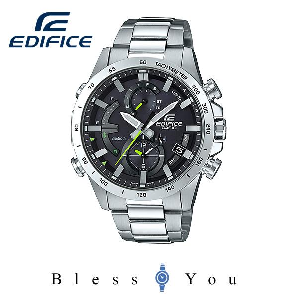 CASIO EDIFICEカシオ ソーラー 腕時計 メンズ エディフィス 2018年3月新作 EQB-900D-1AJF 40,0