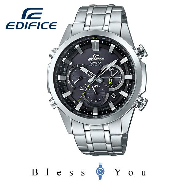 エディフィス EDIFICE ソーラー電波時計 EQW-T630JD-1AJF 39,0[お取り寄せ]