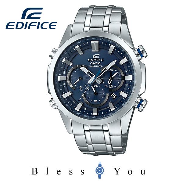 エディフィス EDIFICE ソーラー電波時計 EQW-T630JD-2AJF 39,0[お取り寄せ]