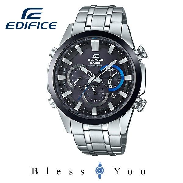 CASIO EDIFICE カシオ 電波ソーラー 腕時計 メンズ エディフィス EQW-T630JDB-1AJF 42,0