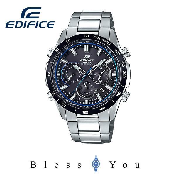 CASIO EDIFICEカシオ ソーラー電波 腕時計 メンズ エディフィス 2018年3月新作 EQW-T650DB-1AJF 48,0