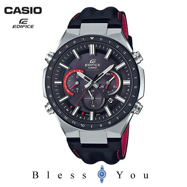 CASIO EDIFICE カシオ ソーラー電波 腕時計 メンズ エディフィス 2019年7月新作 EQW-T660BL-1BJF 45,0