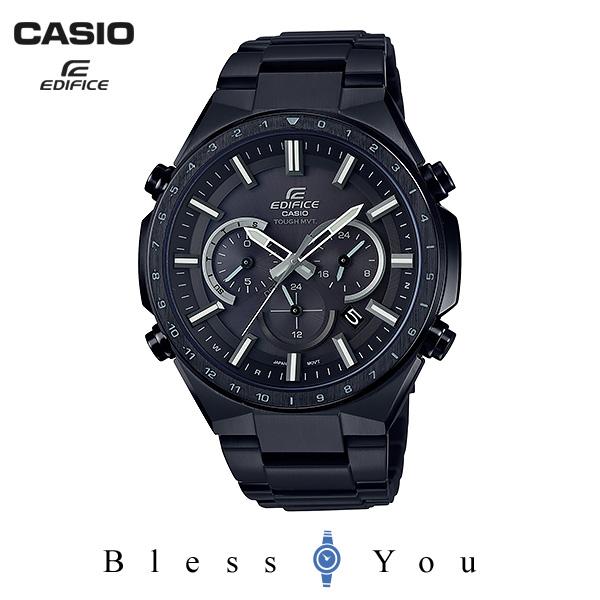 CASIO EDIFICE カシオ 電波ソーラー メンズ エディフィス 2018年10月新作 EQW-T660DC-1AJF 55,0