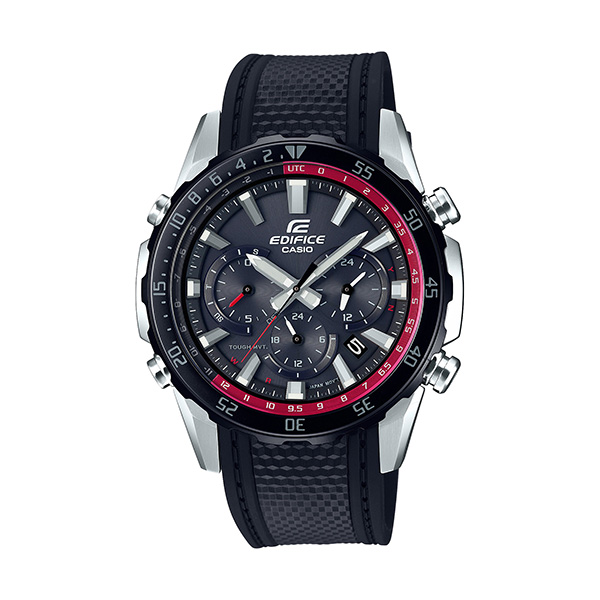 CASIO EDIFICE カシオ ソーラー電波 腕時計 メンズ エディフィス 2019年11月新作 EQW-T670PB-1AJF